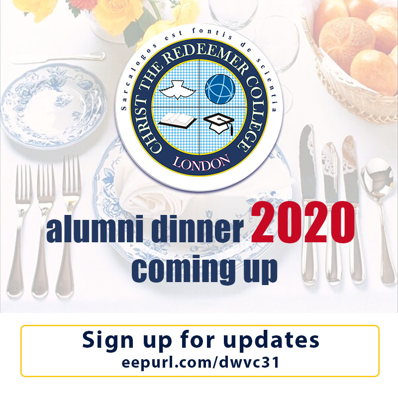 Subscribe for CRC Alumni updates